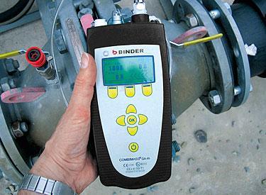 Kaasuanalysaattori biokaasulle