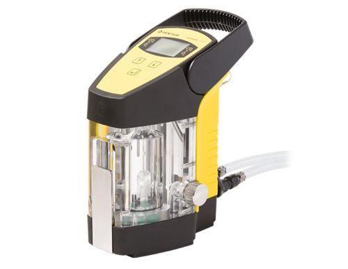 Hiilidioksidin ja hapen mittari