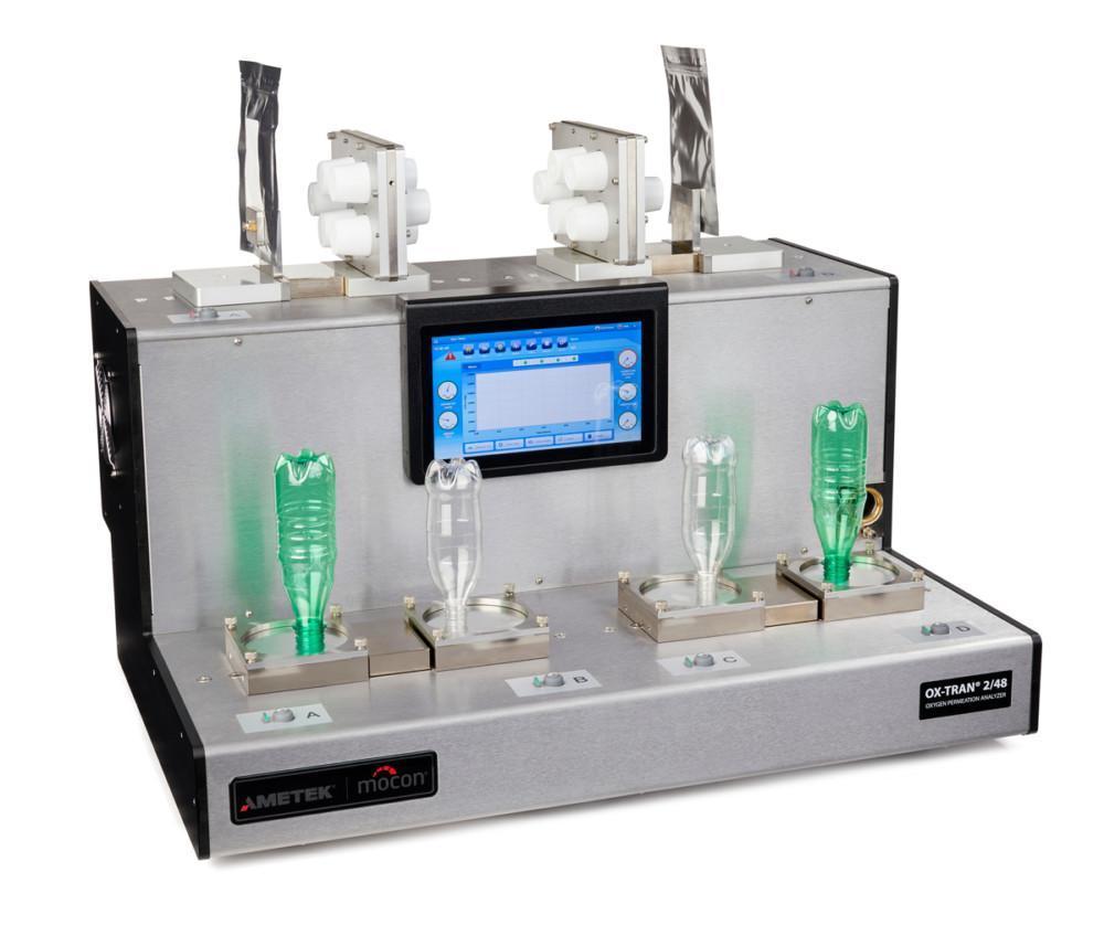 OX-TRAN 2/ 48 OTR Analysaattori pakkauksille